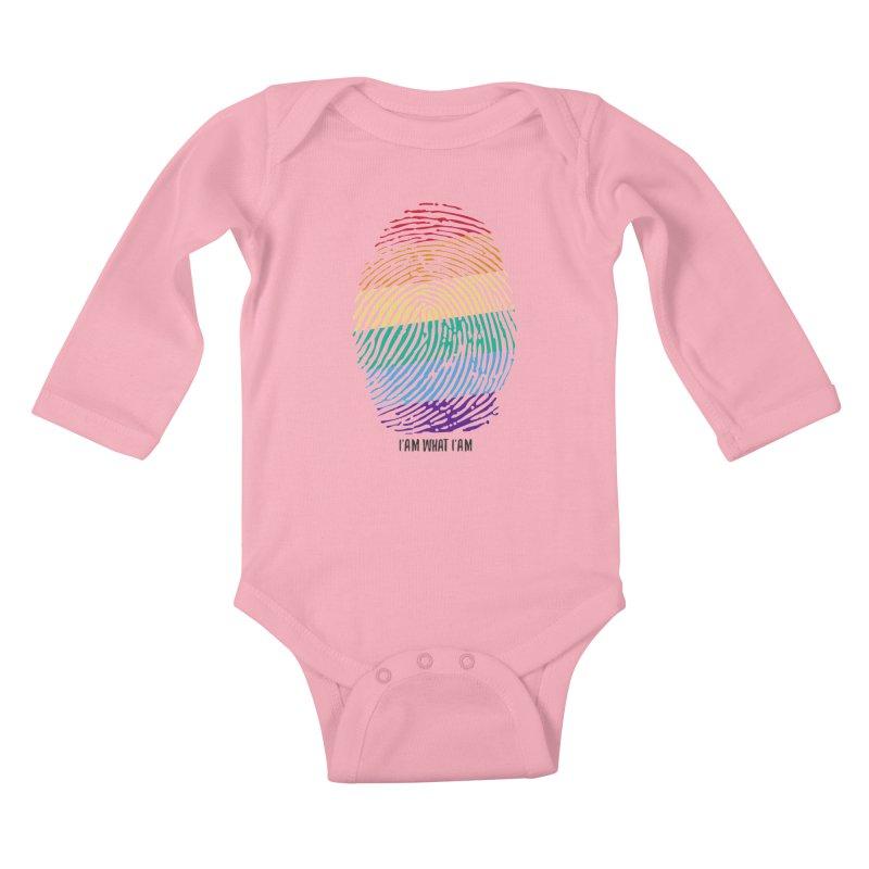 Identity Kids Baby Longsleeve Bodysuit by Sebasebi