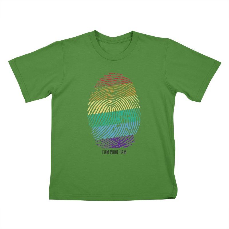 Identity Kids T-shirt by Sebasebi