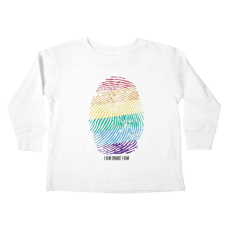 Identity Kids Toddler Longsleeve T-Shirt by Sebasebi