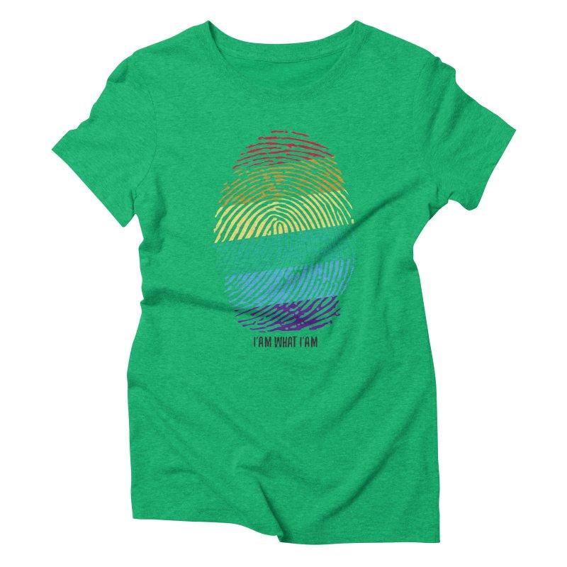 Identity Women's Triblend T-Shirt by Sebasebi