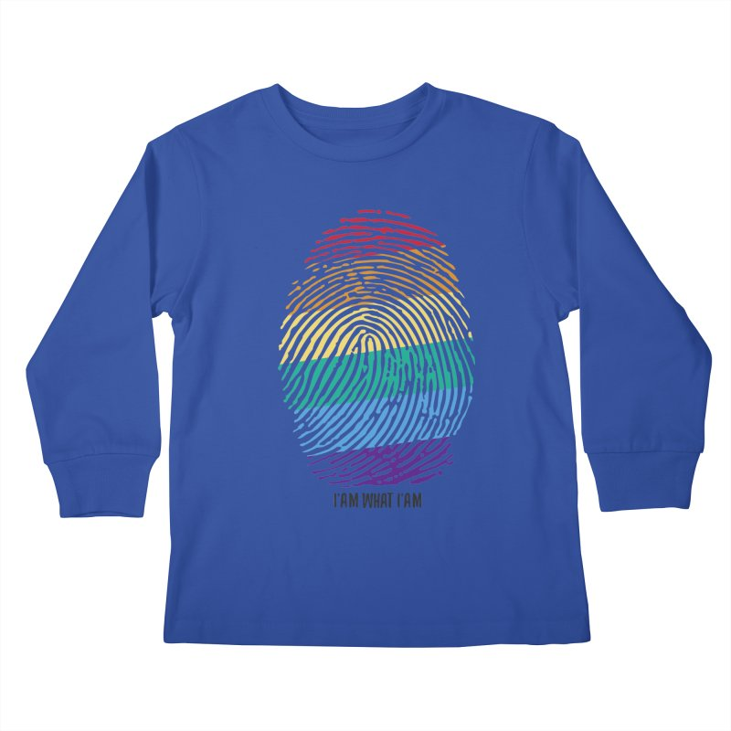 Identity Kids Longsleeve T-Shirt by Sebasebi