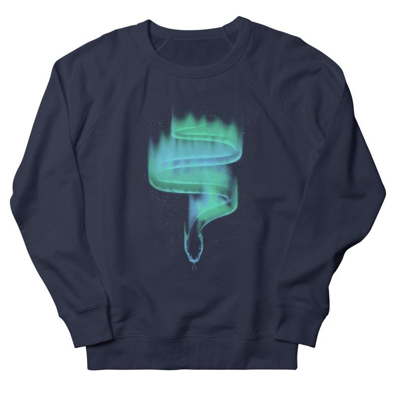 boreal snake Men's French Terry Sweatshirt by Sebasebi
