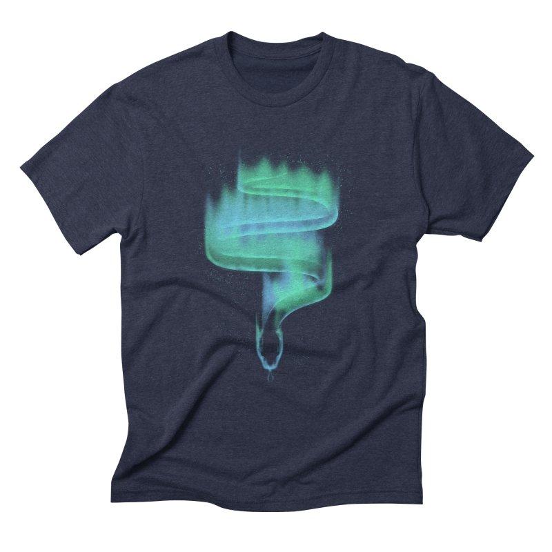 boreal snake Men's Triblend T-Shirt by Sebasebi