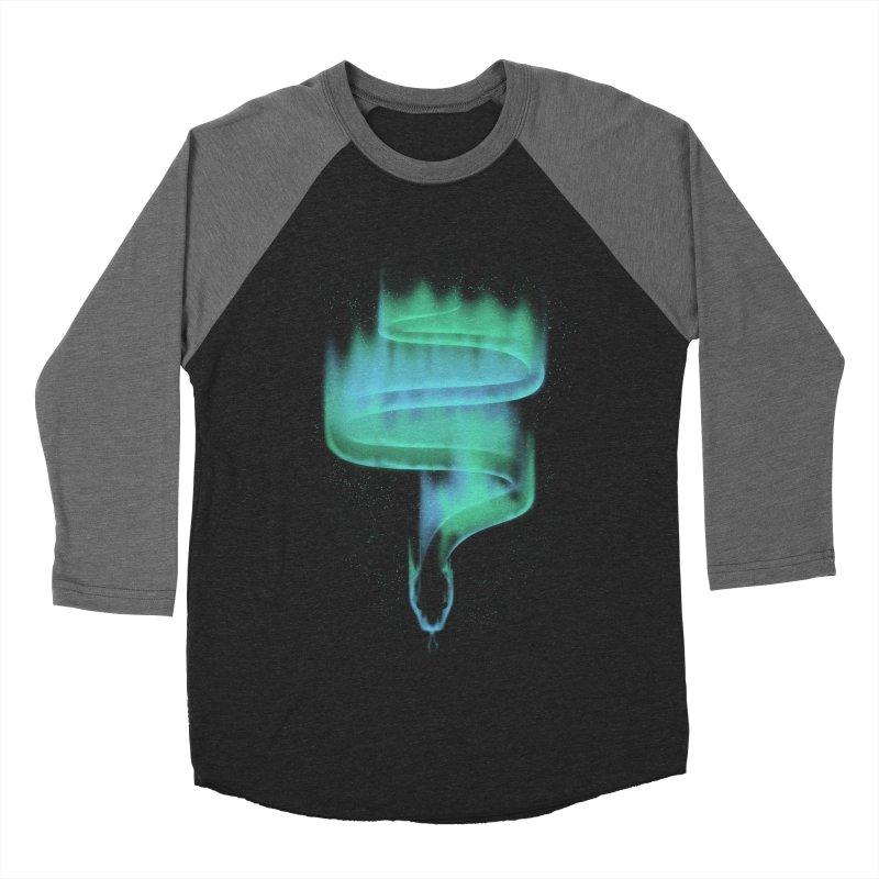 boreal snake Women's Baseball Triblend T-Shirt by Sebasebi