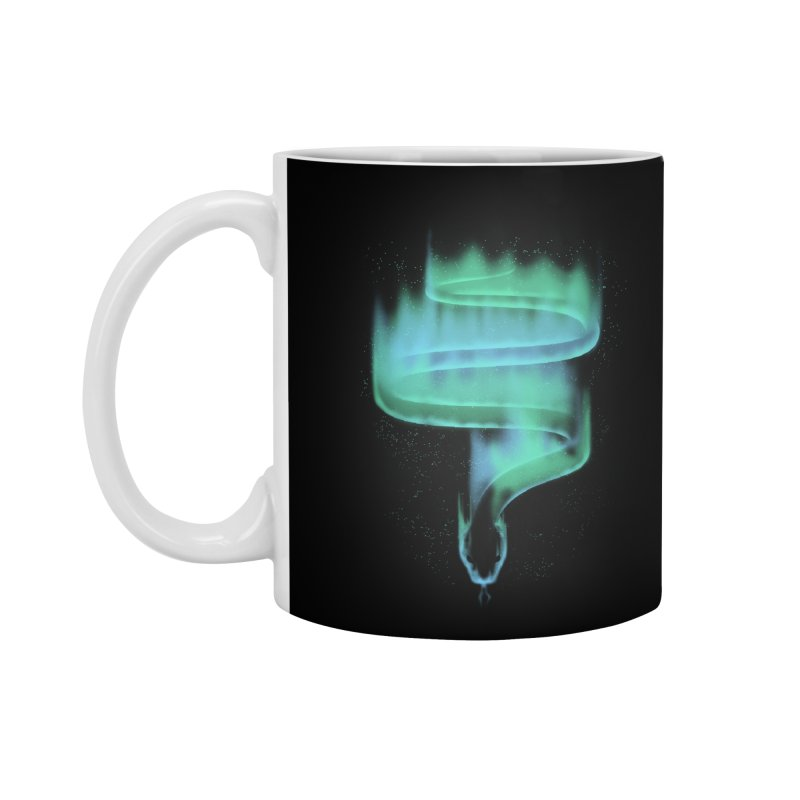 boreal snake Accessories Mug by Sebasebi