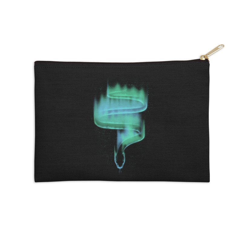 boreal snake Accessories Zip Pouch by Sebasebi