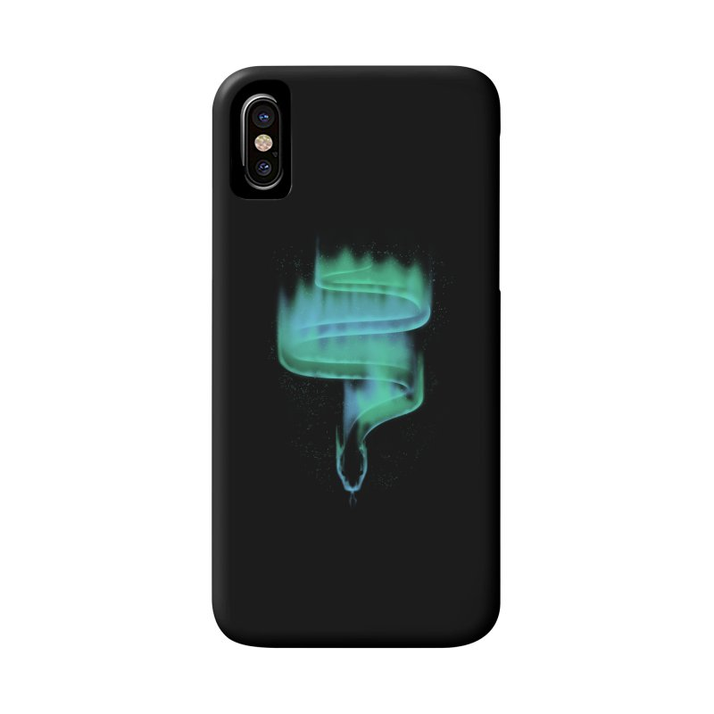 boreal snake Accessories Phone Case by Sebasebi