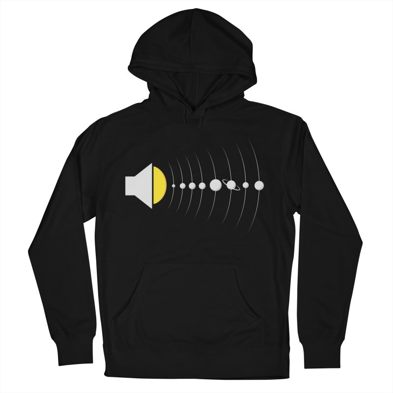 solar sound sistem Men's French Terry Pullover Hoody by Sebasebi