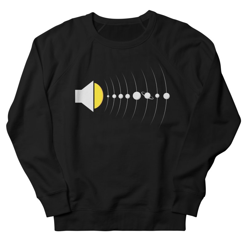 solar sound sistem Men's French Terry Sweatshirt by Sebasebi