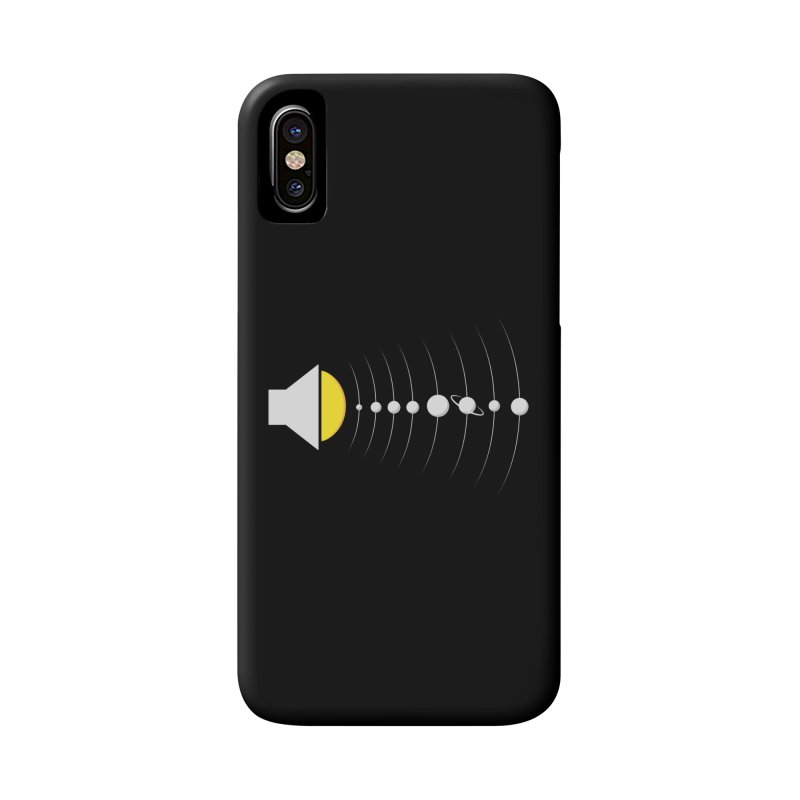 solar sound sistem Accessories Phone Case by Sebasebi