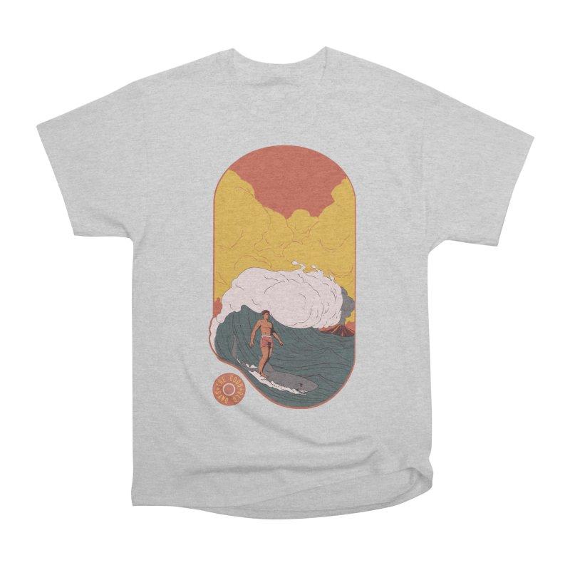 Goods old days Men's Heavyweight T-Shirt by Sebasebi