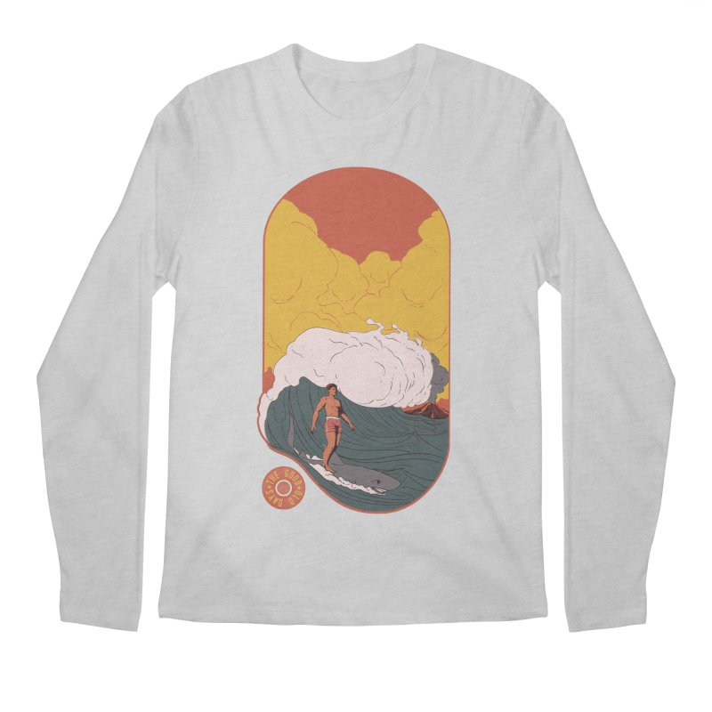 Goods old days Men's Regular Longsleeve T-Shirt by Sebasebi