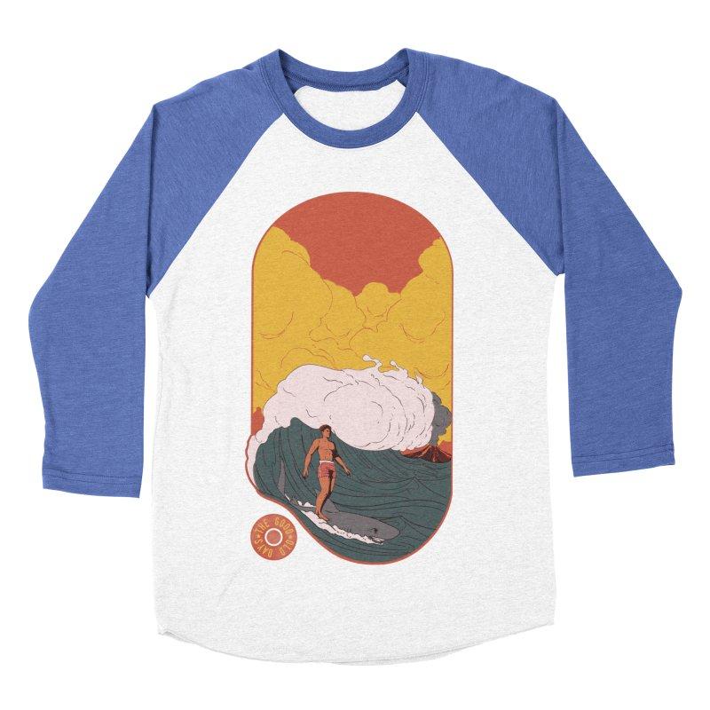 Goods old days Women's Baseball Triblend Longsleeve T-Shirt by Sebasebi