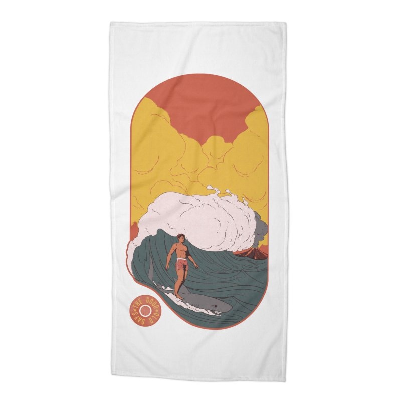 Goods old days Accessories Beach Towel by Sebasebi