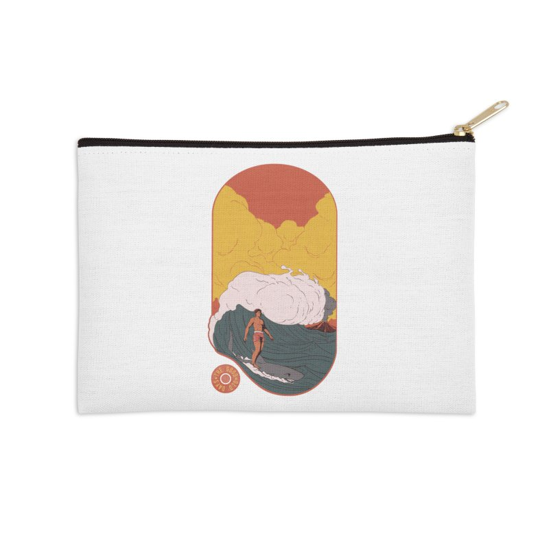 Goods old days Accessories Zip Pouch by Sebasebi