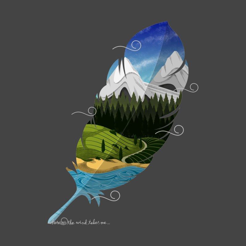 Wherever the wind take me by Sebasebi