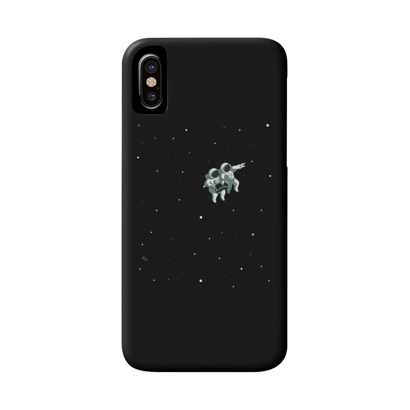 Space lost Accessories Phone Case by Sebasebi