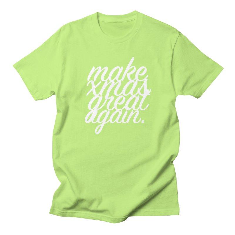 MXGA 2 Women's Regular Unisex T-Shirt by sebastian's Artist Shop