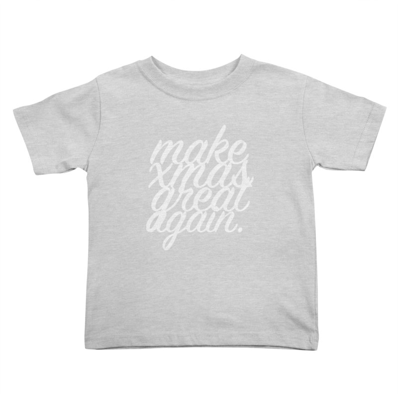 MXGA 2 Kids Toddler T-Shirt by sebastian's Artist Shop