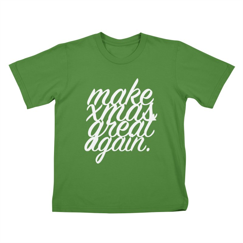 MXGA 2 Kids T-Shirt by sebastian's Artist Shop