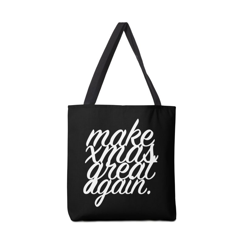 MXGA 2 Accessories Tote Bag Bag by sebastian's Artist Shop