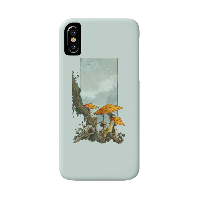The Thaw Accessories Phone Case by Sebastian Illustation's Chop Shop