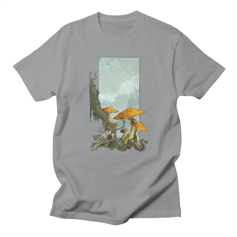 The Thaw Men's Regular T-Shirt by Sebastian Illustation's Chop Shop