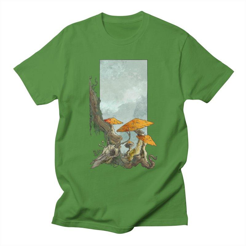 The Thaw Men's T-Shirt by Sebastian Illustation's Chop Shop