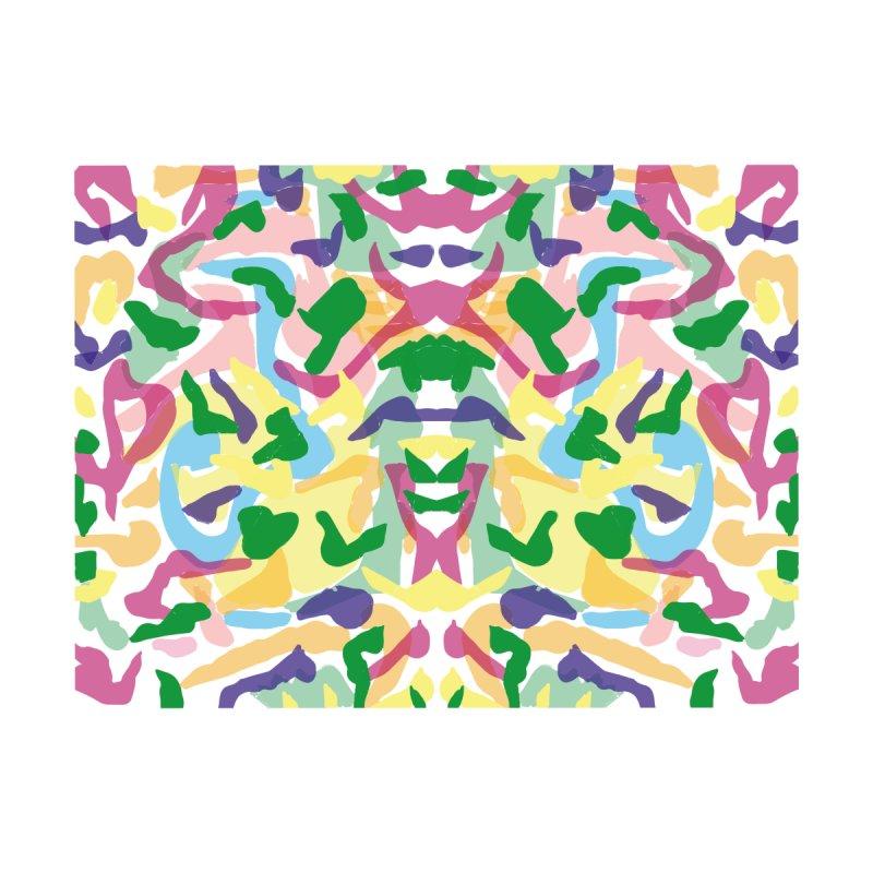 colored shapes  by sebastiansrd's Artist Shop