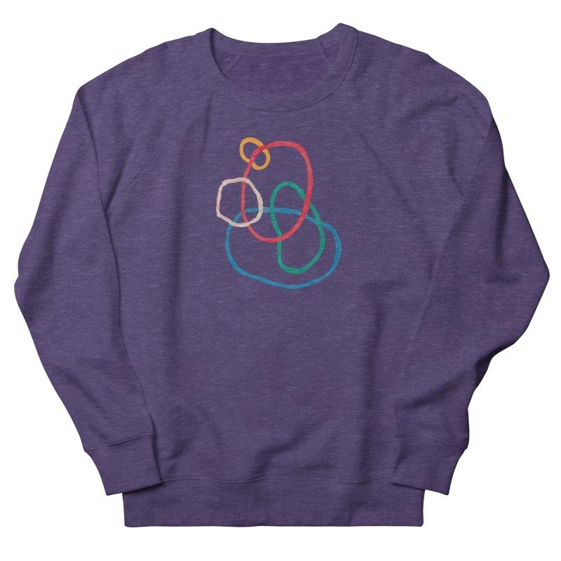 abstract 1 Women's French Terry Sweatshirt by sebastiansrd's Artist Shop