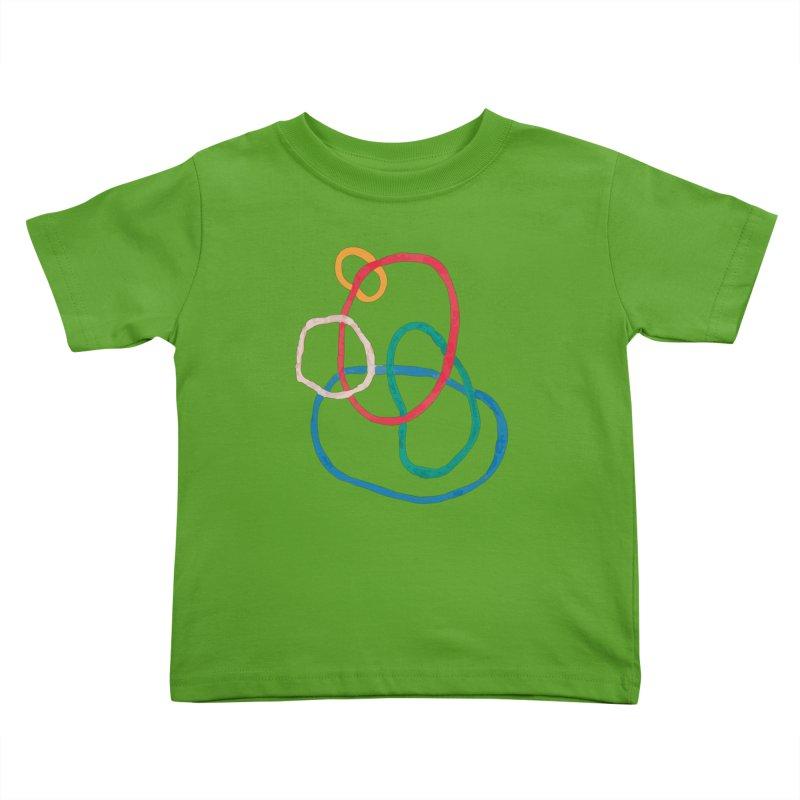 abstract 1 Kids Toddler T-Shirt by sebastiansrd's Artist Shop
