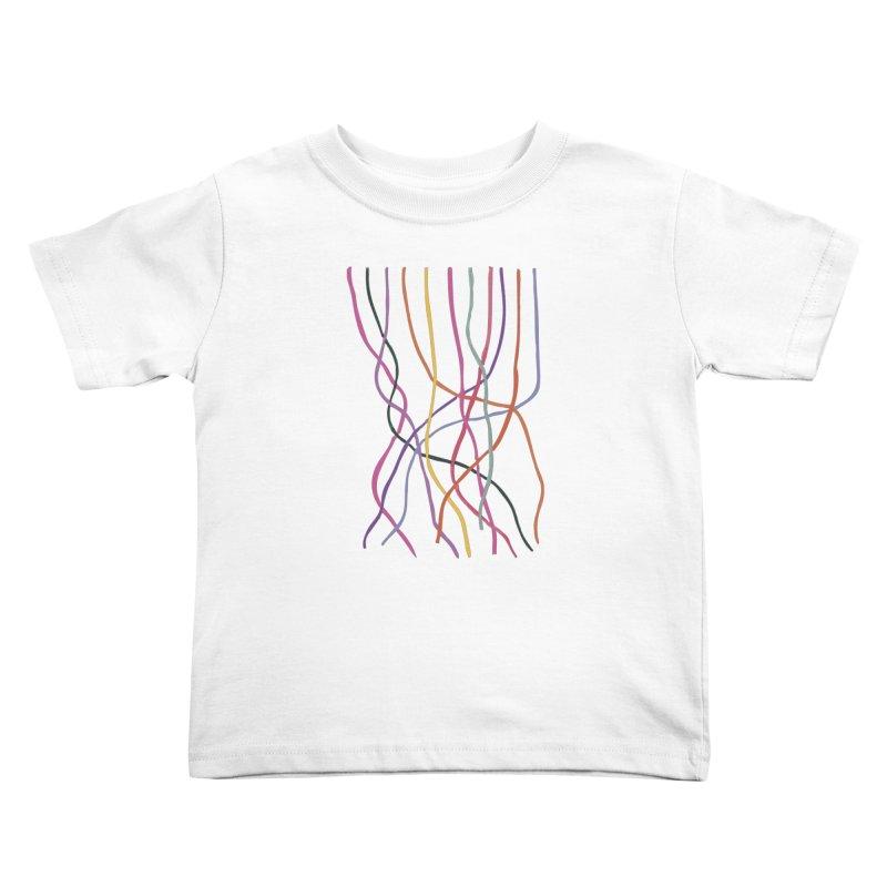 abstract 4 Kids Toddler T-Shirt by sebastiansrd's Artist Shop