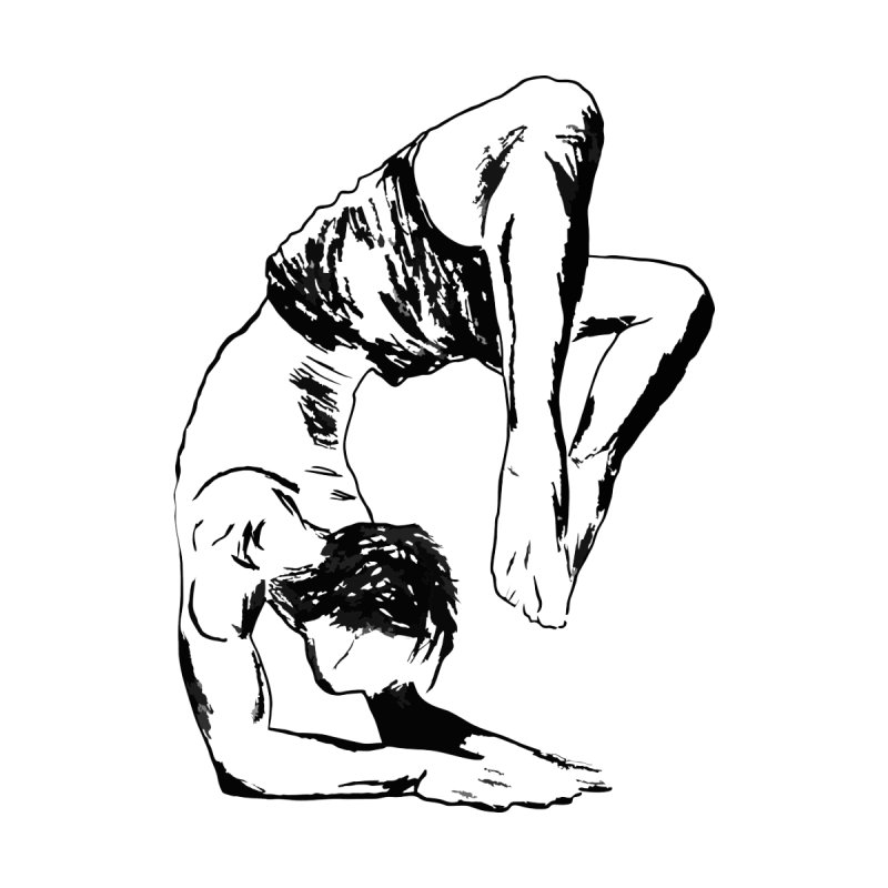 yoga boy by sebastiansrd's Artist Shop