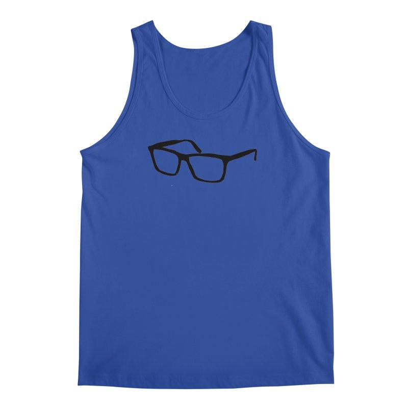 glasses Men's Regular Tank by sebastiansrd's Artist Shop