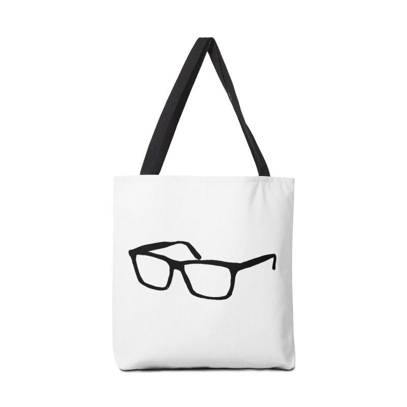 glasses Accessories Tote Bag Bag by sebastiansrd's Artist Shop
