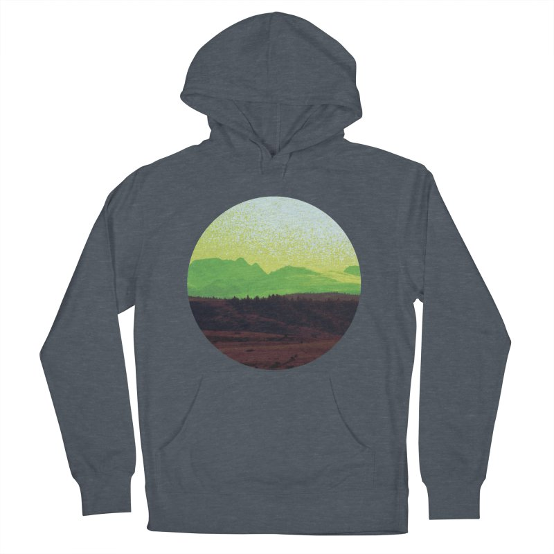 High Plains Drifter Women's Pullover Hoody by Sebastian Illustation's Chop Shop
