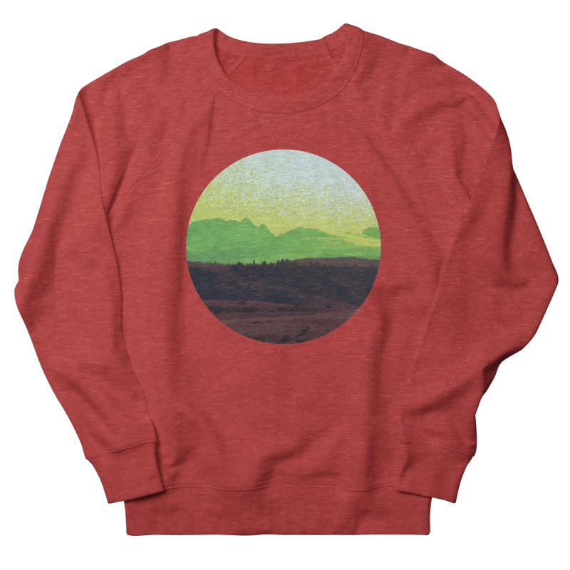 High Plains Drifter Women's Sweatshirt by Sebastian Illustation's Chop Shop