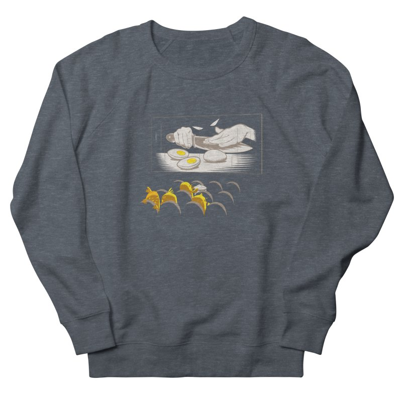Chick bumps Women's French Terry Sweatshirt by sebripoll's Artist Shop