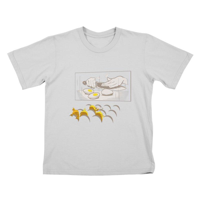 Chick bumps Kids T-Shirt by sebripoll's Artist Shop