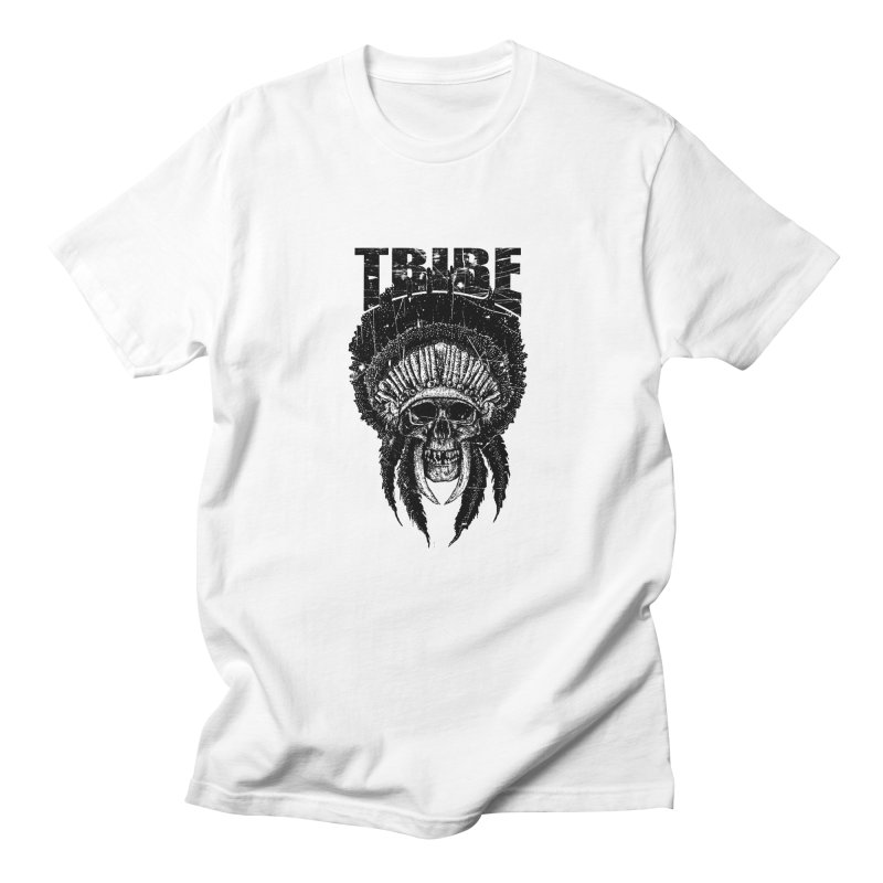 TRIBE Men's T-shirt by sebrodbrick's Artist Shop