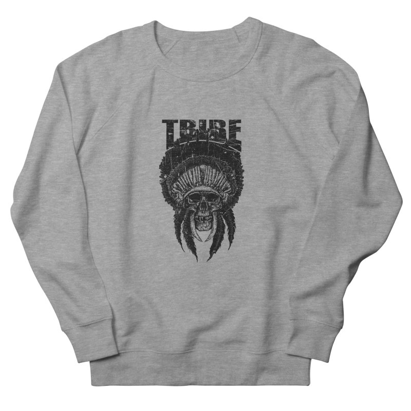 TRIBE Men's Sweatshirt by sebrodbrick's Artist Shop