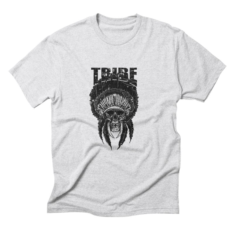 TRIBE Men's Triblend T-Shirt by sebrodbrick's Artist Shop