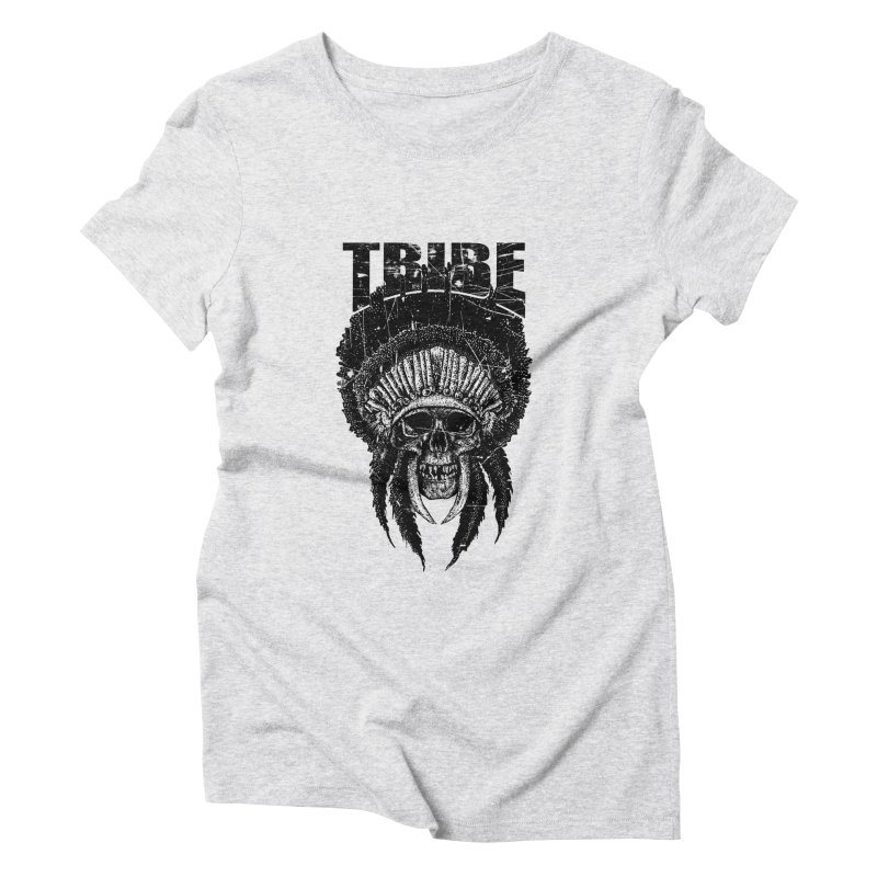 TRIBE Women's Triblend T-Shirt by sebrodbrick's Artist Shop