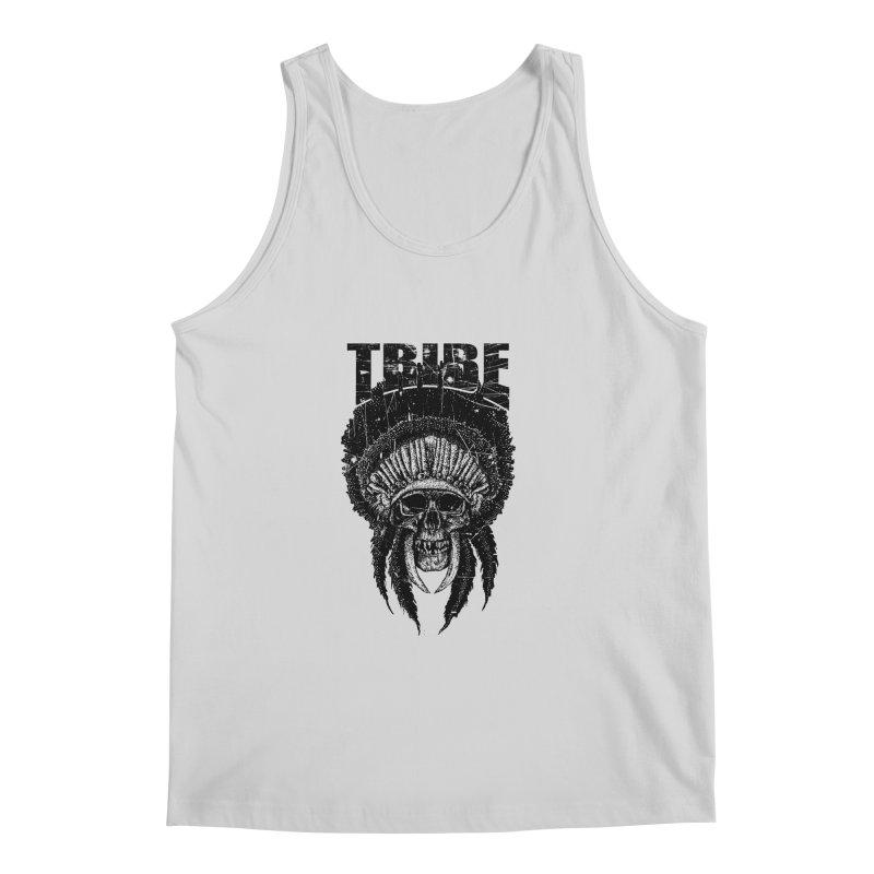 TRIBE Men's Tank by sebrodbrick's Artist Shop