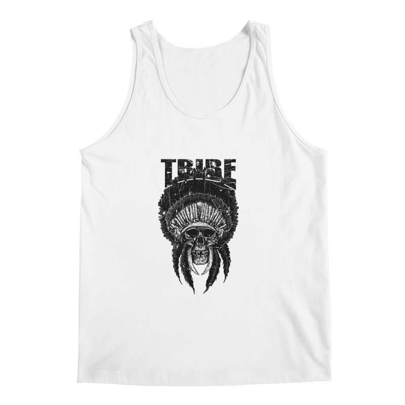 TRIBE Men's Tank by sebrodbrick's Artist Shop