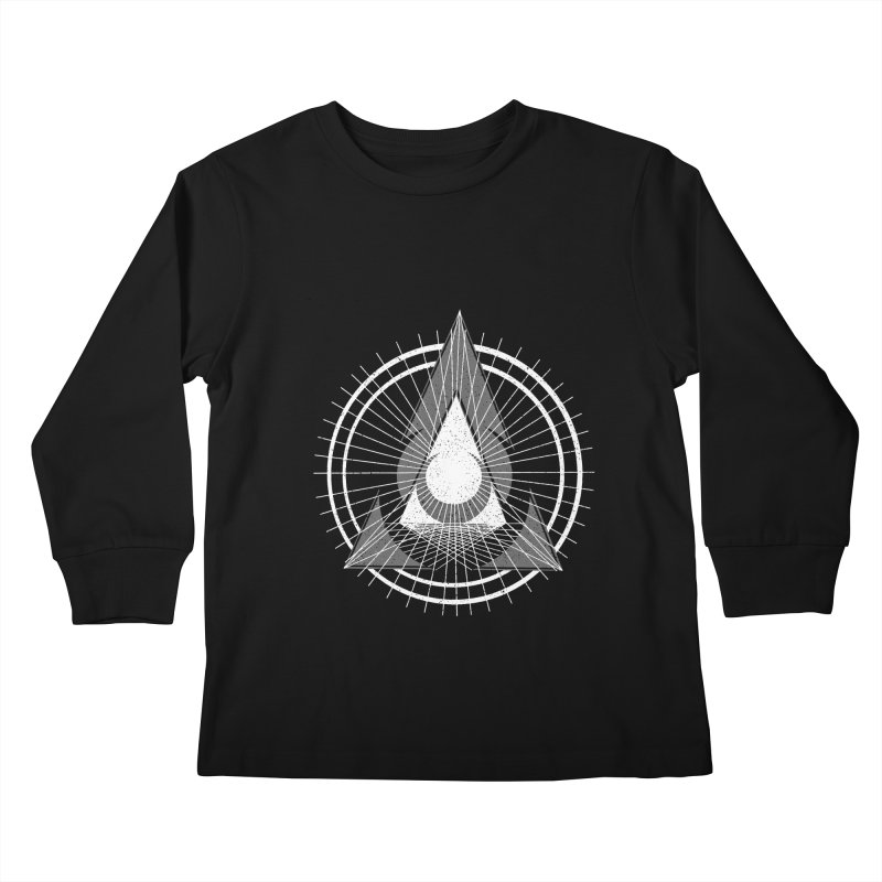 Your light Kids Longsleeve T-Shirt by sebrodbrick's Artist Shop