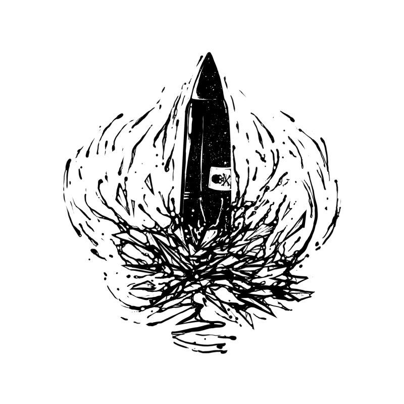 Black Bullet by sebrodbrick's Artist Shop
