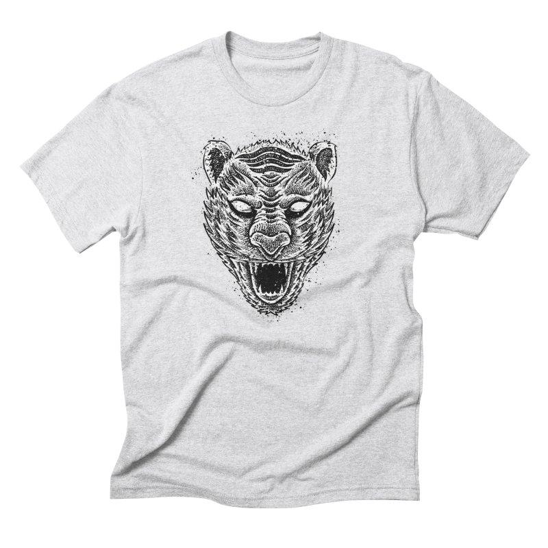 Blind Men's Triblend T-Shirt by sebrodbrick's Artist Shop