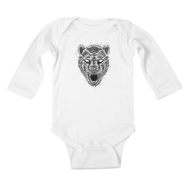 Blind Kids Baby Longsleeve Bodysuit by sebrodbrick's Artist Shop