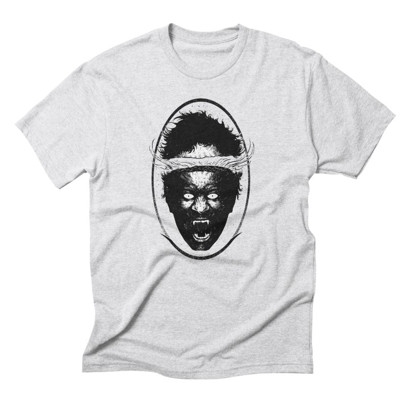 Boiling head Men's Triblend T-Shirt by sebrodbrick's Artist Shop